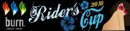 Burn riders cup